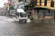 Tormenta tropical Son Tinh afectará hoy a provincias costeras centrovietnamitas
