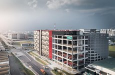 Entra en funcionamiento centro logístico automatizado en Singapur