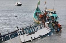 Al menos seis muertos en accidente de barco en Indonesia