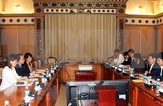 Ciudad Ho Chi Minh y agencia de cooperación de Japón aceleran proyectos conjuntos