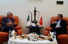 Vietnam y Argelia promueven cooperación  en comercio e inversión