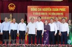 Premier vietnamita realiza visita de trabajo en Ha Tinh