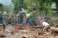 Al menos 11 muertos por inundaciones en provincia norvietnamita