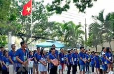 Inauguran campamento de verano en Ciudad Ho Chi Minh