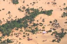 Gobierno de Laos declara zona de desastre distrito afectado por colapso de presa hidroeléctrica