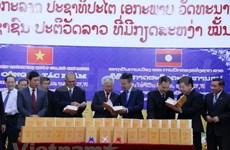 Finalizan traducción al laosiano de otros tres volúmenes de las Obras Completas de Ho Chi Minh