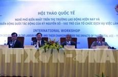 Era digital cambia el mercado laboral en Vietnam, según expertos