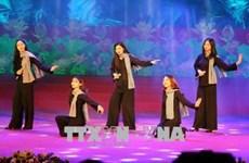 Programa musical en Vietnam rinde homenaje a mártires e inválidos de guerra