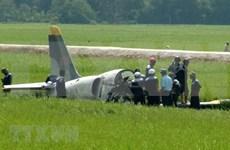 Un avión militar de Vietnam cae en provincia central de Nghe An