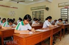 Inician procedimiento legal por fraude escolar en provincia vietnamita de Son La
