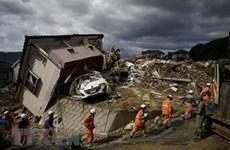 Ocho muertos por deslizamiento de tierra en Tailandia