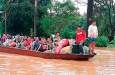 Laos trabajará con Corea del Sur y Tailandia para investigar el colapso de presa hidroeléctrica