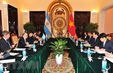 Vietnam es socio primordial de Argentina en Sudeste Asiático, afirma canciller argentino