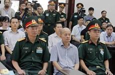 Abren juicio contra exdirectivo de empresa del Ministerio de Defensa de Vietnam
