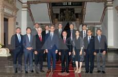 Ciudad Ho Chi Minh y Los Ángeles trabajan por impulsar cooperación bilateral