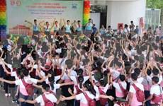 Niños destacados de países indochinos se reúnen en Ciudad Ho Chi Minh