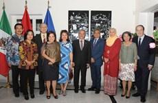 Destacan diplomáticos en México contribuciones de Vietnam al desarrollo de ASEAN