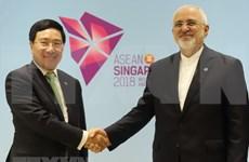 Irán se integra a Tratado de Amistad y Cooperación en Sudeste Asiático