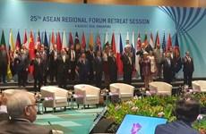 Foro Regional de ASEAN identifica orientaciones de cooperación para la garantía de la seguridad