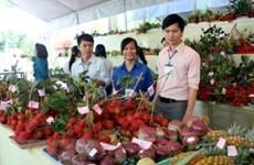 Empresas de Hanoi participarán en feria de frutas y vetegales en Hong Kong