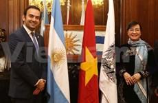 Ciudad Ho Chi Minh y Buenos Aires fomentan lazos de amistad
