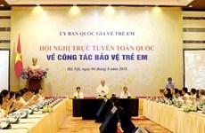 Protección infantil debe ser prioridad estratégica de Vietnam, sostiene Premier