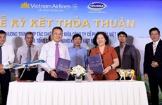 Vietnam Airlines y Vinamilk colaboran para brindar mejor servicio a clientes