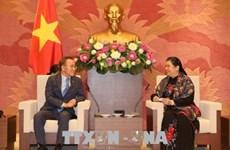 Fortalecen nexos parlamentarios Vietnam y Corea del Sur