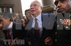 Expremier de Malasia Najib Razak enfrentará cargos por lavado de dinero
