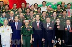 Presidente de Viernam reconoce aporte al desarrollo de Asociación de empresarios veteranos de guerra