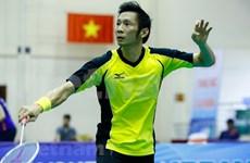 En desarrollo torneo internacional de bádminton en Ciudad Ho Chi Minh