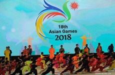 Realizarán hoy ceremonia de despedida a atletas vietnamitas que participarán en ASIAD-2018