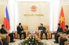 Vietnam y Filipinas fortalecen nexos en defensa