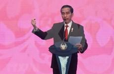 Joko Widodo se registrará para las elecciones presidenciales de Indonesia en 2019