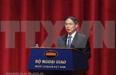 Diplomacia de Vietnam refuerza apoyo a empresas en integración internacional