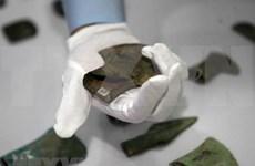 Vietnam recibe objetos históricos llevados de forma ilegal a Alemania
