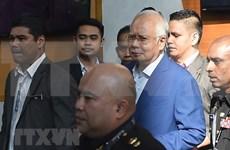 Exprimer ministro de Malasia Najib Razak irá a juicio en febrero de 2019