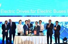 Vietnam fabrica autobuses eléctricos hacia un futuro verde