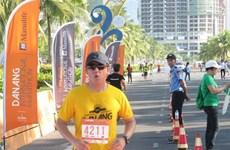 Concluye maratón internacional en ciudad centrovietnamita
