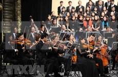 """""""Melodía de Otoño"""" brindará a público de Hanoi obras magistrales de música clásica"""