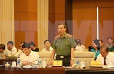 Ministro de Seguridad Pública de Vietnam explica cuestiones sobre lucha anticriminal