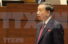 Ministerio de Seguridad Pública sanciona con rigor violaciones en sus filas, afirma su titular