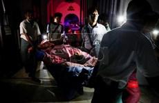 Incendio en hospital en ciudad de Rangún, en Myanmar