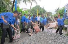 Celebran en Ciudad Ho Chi Minh  25 aniversario de campaña veraniega voluntaria