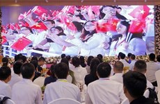 Inauguran XVIII Encuentro Juvenil de Amistad entre Vietnam y China