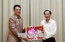 Laos adquiere experiencias de Ciudad Ho Chi Minh en desarrollo tecnológico