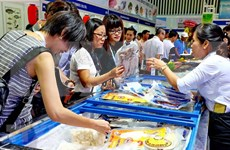 Ciudad Ho Chi Minh acogerá exhibición internacional de pesca de Vietnam