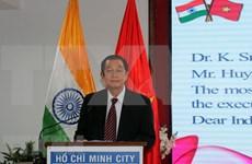 Conmemoran en Ciudad Ho Chi Minh aniversario 72 dle Día de la Independencia de la India
