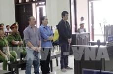 Vietnam condena a cadena perpetua a dos narcotraficantes transnacionales