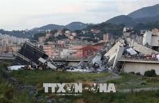 No reportan víctima vietnamita en colapso de puente en Italia
